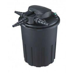 filtr ciśnieniowy, system backflush-samoczyszczenie, uv 24w, oczko 15000l - darmowa dostawa od 95 zł! marki