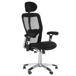Corpocomfort Fotel ergonomiczny bx-4147 czarny