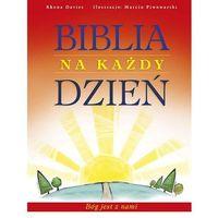 Biblia na każdy dzień Bóg jest z nami - Jeśli zamówisz do 14:00, wyślemy tego samego dnia. Darmowa dosta