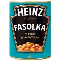 Heinz Fasolka w sosie pomidorowym 415 g - sprawdź w wybranym sklepie