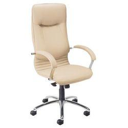 Fotel gabinetowy nova steel marki Nowy styl