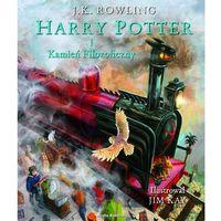 Harry Potter i kamień filozoficzny-ilustrowany - Wysyłka od 3,99 - porównuj ceny z wysyłką (256 str.)