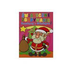 Świąteczne zgadywanie Rozwiązuj z Mikołajem