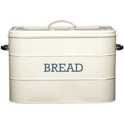 Pojemnik na chleb living nostalgia kremowy marki Kitchen craft