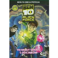 Ben 10: obca potęga (część 1) ben 10: alien force marki Galapagos
