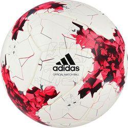 Piłka nożna  ekstraklasa official match ball bq7621, marki Adidas