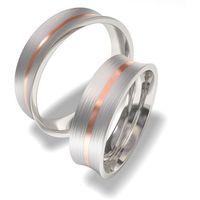 Obrączki ślubne z stali nierdzewnej 7087-2 (Obrączki ślubne)