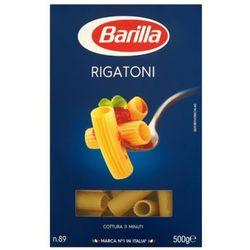 500g rigatoni makaron rurki nacinane marki Barilla