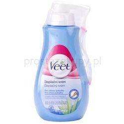 Veet Depilatory Cream krem depilacyjny do skóry wrażliwej + do każdego zamówienia upominek. - produkt