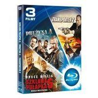 Film IMPERIAL CINEPIX Szklana pułapka 5 / Drużyna A / Transporter 2 z kategorii Filmy przygodowe