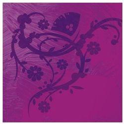 Deco-strefa – dekoracje w dobrym stylu Kwiaty 907 szablon malarski