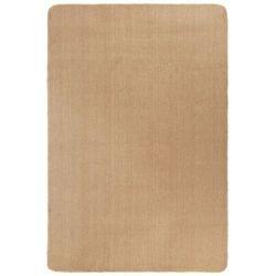 Dywan z juty z podkładem z lateksu, 160 x 230 cm, naturalny