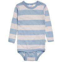 Joha LONG SLEEVES Body light blue, kolor niebieski