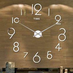 """Zegar ścienny """"zrób to sam"""" cichy #16S5 /452mm, DIY_DC16S5"""