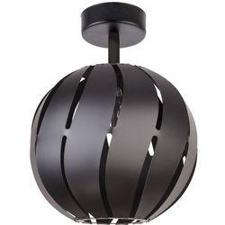Globus skos czarny 1 plafon m - lampa sufitowa marki Sigma