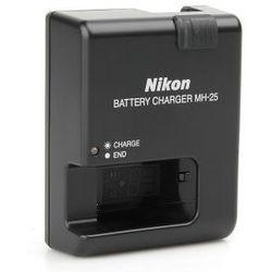Ładowarka  mh-25/mh-25a, marki Nikon