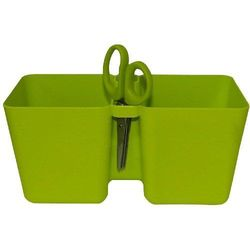 Doniczka na zioła Limes Cube zielony z kategorii Doniczki i podstawki