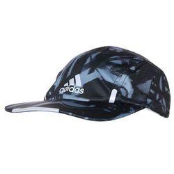 adidas Performance Czapka z daszkiem black/reflective silver, towar z kategorii: Nakrycia głowy i czapki