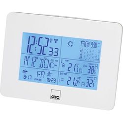 Clatronic Stacja pogody wsu 7026 rc biały (4006160702613)
