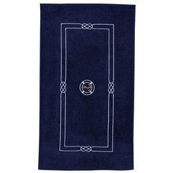 Soft cotton Dywanik łazienkowy marine man 50x90 cm ciemnoniebieski