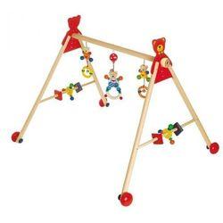 Zabawka edukacyjna dla niemowlaka - misie z serduszkami marki Heimess