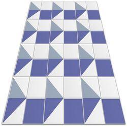 Modny uniwersalny dywan winylowy Modny uniwersalny dywan winylowy Akwarelowe formy