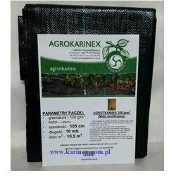 Agrotkanina 100 g/m2 1,05 X 10 mb. Paczka, towar z kategorii: Folie i agrowłókniny