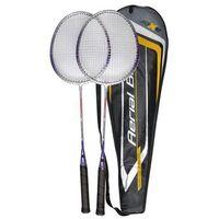 Zestaw do badmintona aerial blitz  wyprodukowany przez Axer sport