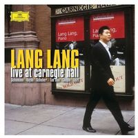 Chopin, Liszt, Schubert i inni: Live At Carnegie Hall (Lang) [2LP] - Lang Lang