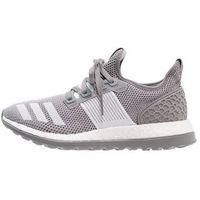 adidas Performance PUREBOOST ZG Obuwie do biegania treningowe solid grey/crystal white od Zalando.pl