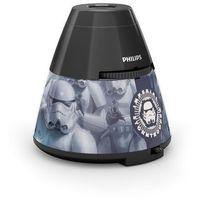 Lampka z projektorem  717699916 star wars + darmowy transport! marki Philips
