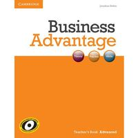 Business Advantage Advanced Teacher's Book (książka nauczyciela)