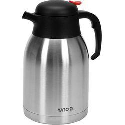 Yato Termos stołowy z przyciskiem 2,0l / yg-07014 / - zyskaj rabat 30 zł