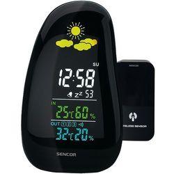 Sencor Stacja pogody budzik sws 290 + zamów z dostawą jutro! + darmowy transport! (8590669174737)