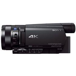 Fdr-ax100 kamera 4k uhd, marki Sony