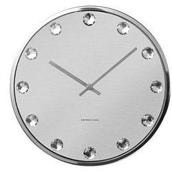 Zegar ścienny Diamond silver by ExitoDesign, HS-422SM