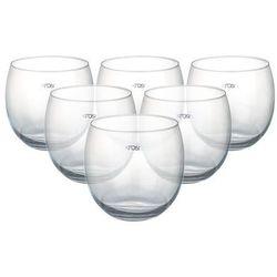 Krosno / premium harmony Krosno harmony szklanki do napojów 410 ml 6 sztuk