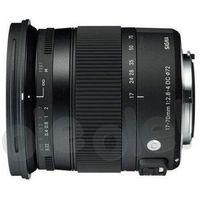 Sigma 17-70 mm f/2,8-4 DC Macro OS HSM C Nikon - produkt w magazynie - szybka wysyłka!