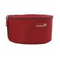 Lunch bag smart 4'all czerwony odbierz rabat 5% na pierwsze zakupy marki Smart lunch