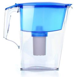 Dzbanek filtrujący Aquaphor Standard 2,5 L niebieski + 1 wkład B100-15 Standard