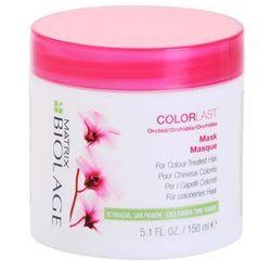 biolage color last maseczka do włosów farbowanych bez parabenów (mask for colour-treated hair) 150 ml marki Matrix