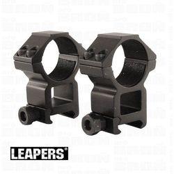 Montaż  dwuczęściowy wysoki 30/22 mm (weaver) od producenta Leapers