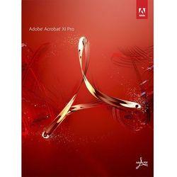 Adobe Acrobat XI Pro ENG Win/Mac - licencja rządowa z kategorii Licencje dostępowe