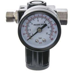 Regulator ciśnienia z manometrem reduktor powietrza 1/4