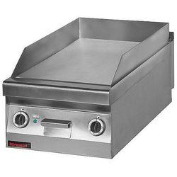 Płyta grillowa elektryczna | KROMET 900.PBE-450G-C