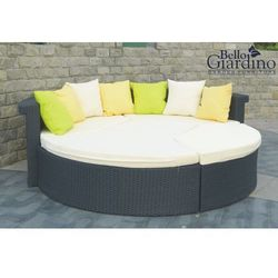 Łóżko ogrodowe Bello Giardino RICCO - Okazja!