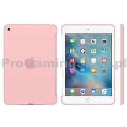 Etui oryginalne (silikonowe) do Apple iPad Mini 4, Pink (etui na tablet)