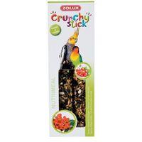 ZOLUX Crunchy Stick Duże Papugi Porzeczka/Jarzębina 115 g- RÓB ZAKUPY I ZBIERAJ PUNKTY PAYBACK - DARMOWA WY