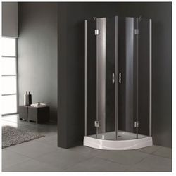 Prysznic rogowy (80 x 80 cm) - oferta (057de30ea122d532)