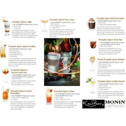 Syrop Monin Pumpkin Spice - Dyniowy Korzenny 700ml
